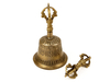 Big prayer bell  and Vajra