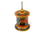 Wooden prayer wheel in large size