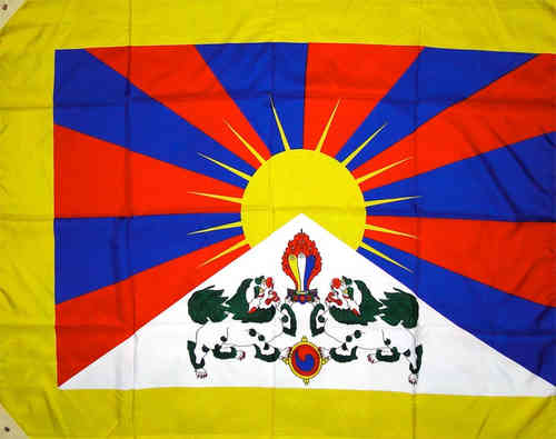 Tibetan National Flag