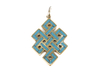 Endless knot Pendent - large.