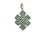 Endless knot Pendent - small.